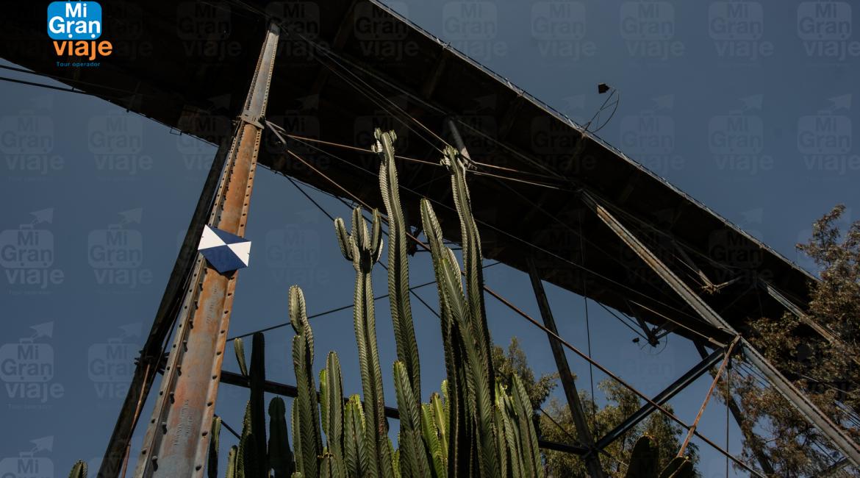 El puente del Ferrocarril