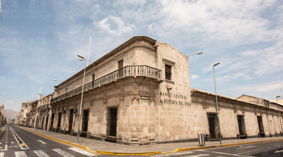 MUSEUM OF THE CENTRAL RESERVE BANK OF PERU