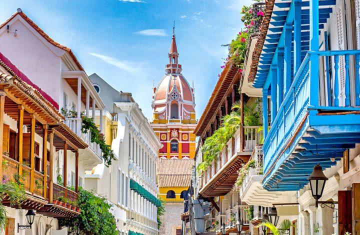 Bogota y Cartagena de Indias